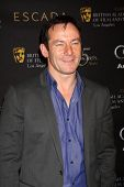 LOS ANGELES - JAN 14:  Jason Isaacs arrives at  the BAFTA Award Season Tea Party 2012 at Four Seaons Hotel on January 14, 2012 in Beverly Hills, CA