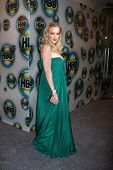 LOS ANGELES - JAN 15:  Wendi McLendon-Covey. arrives at  the HBO Golden Globe Party 2012 at Beverly Hilton Hotel on January 15, 2012 in Beverly Hills, CA