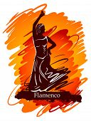pic of castanets  - Flamenco dancer - JPG