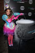 LOS ANGELES - OCT 26:  Christina Milian at the HPNOTIQ Liqueur Launch at Beacher's Madhouse on Octob