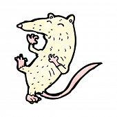 rat having heart attack