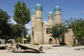 Madrasa Chor Minor, Buchara, Usbekistan