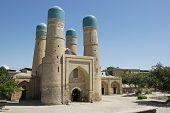 Madrassa Chor Moll, Buchara, Usbekistan
