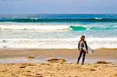 Surfer, Southern California