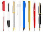 Ballpoint Pens Set
