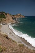 Rocky beach, Skiathios