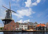 Adriaan windmill, Haarlem