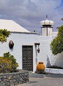 Cesar Marique Foundation, Lanzarote