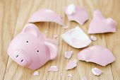 picture of piggy_bank  - Breaking The Bank - JPG
