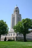 Nebraska State Capitol Tower