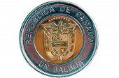 Balboa Coin Back