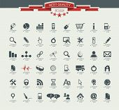 Qualität Icon Set (Service, Medical, Mail, Medien, Mobile, Web, Camping Icons, Schmetterling)