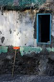 The Window And The Broom