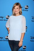 LOS ANGELES - AUG 4:  Kirsten Storms arrives at the ABC Summer 2013 TCA Party at the Beverly Hilton Hotel on August 4, 2013 in Beverly Hills, CA