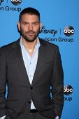 LOS ANGELES - AUG 4:  Guillermo Diaz arrives at the ABC Summer 2013 TCA Party at the Beverly Hilton Hotel on August 4, 2013 in Beverly Hills, CA