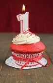 Red Cupcake