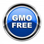Постер, плакат: Бесплатные Икона ГМО
