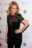 LOS ANGELES - JAN 5:  Cheryl Hines at the BCS National Championship Party at Pasadena Convention Cen