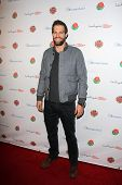 LOS ANGELES - JAN 5:  Geoff Stults at the BCS National Championship Party at Pasadena Convention Cen