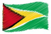 Sketch - Guyana