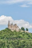 stock photo of swabian  - Hohenzollern Castle  - JPG