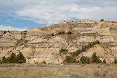 Hiking In Theodore Roosevelt National Monument