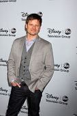 LOS ANGELES - JAN 17:  Steve Zahn at the Disney-ABC Television Group 2014 Winter Press Tour Party Ar