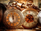 Vintage Antique pocket watch.