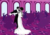 Ballroom Dancing.