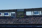 GAME DAY AT QUALCOMM STADIUM