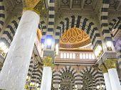 Arch Islamic architecture in Mecca