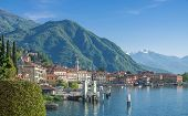 Menaggio,Lake Como in italian Lake District,Lombardy,Italy