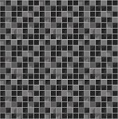 Abstract bright colored squares background mosaic
