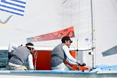 Greece Finishes 5Th At The Isaf Sailing Wold Cup In Miami