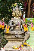 picture of brahma  - Statue Of Brahma  - JPG