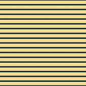 Thin Navy Blue And Yellow Horizontal Striped Textured Fabric Background