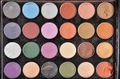 Colorful Eye Shadows