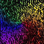 Abstract colorful vector  - background