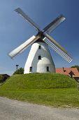Windmill Heimsen (petershagen, Germany)