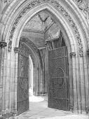 Church Entrance I