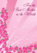 For the Best Mother in the world