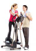 Fitness & de ginástica