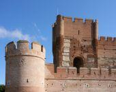 Castillo fortificado
