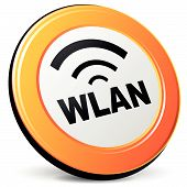 Vector Wlan Icon
