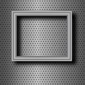 Frame On Metal