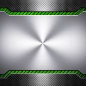 metal pattern background