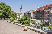 stock photo of olaf  - Tallinn City  - JPG