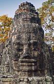 The Victory Gate, Angkor Thom, Cambodia
