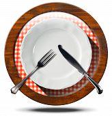 Restaurant - Wooden Icon