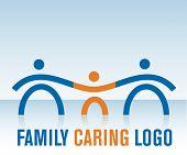Familie caring logo